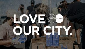 Love Our City - Food Distribution