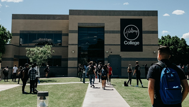 Hillsong College looks to the future