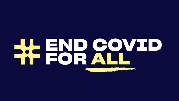 #EndCovidForAll