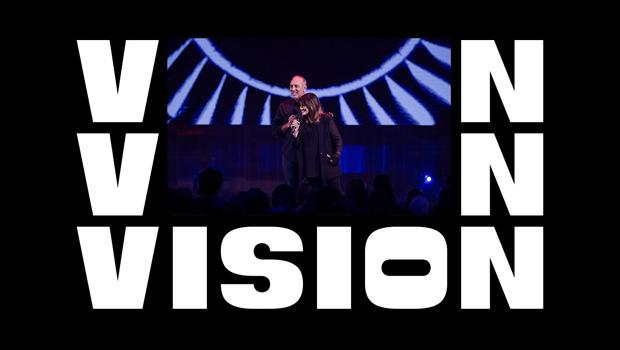 VISION SUNDAY 2021 (Full Service & Presentation)