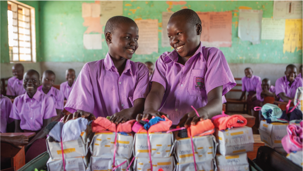 Helping to Keep Girls in School: International Day of the Girl